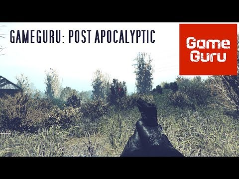 Gameguru: Post Apocalyptic Project / AI & Performance Test