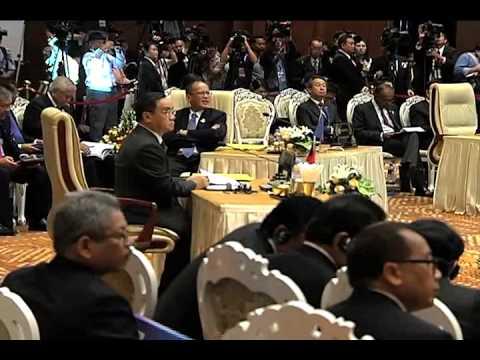 25th ASEAN Summit Plenary Session 11/12/2014