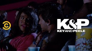 Meegan and Andre Are a Moviegoer's Nightmare - Key & Peele
