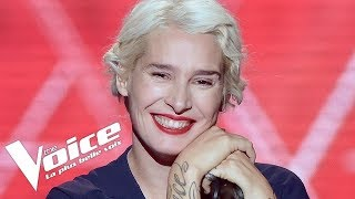 Chris Isaak - Baby did a bad bad thing   B. Demi-Mondaine   The Voice France 2018   Blind Audition