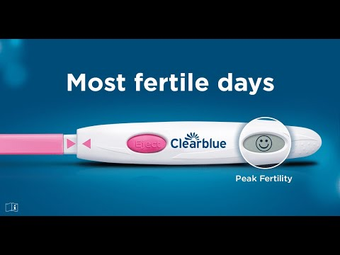 How To Use The Clearblue Digital Ovulation Test