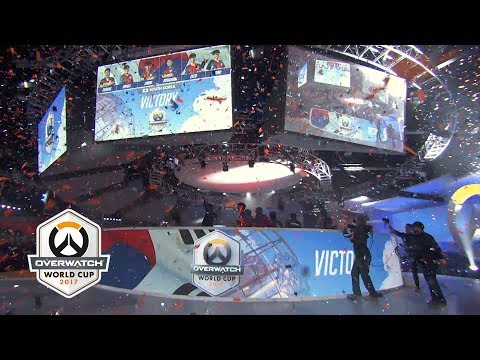 Overwatch World Cup 2016 Recap | Part 2