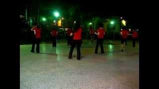 Hanagasa Road 花笠道中 Line Dance