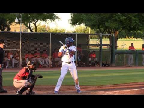 Carlos Rincon, OF, Los Angeles Dodgers