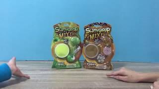 Horizon Group USA SlimyGoop Mix 'Ems Review!
