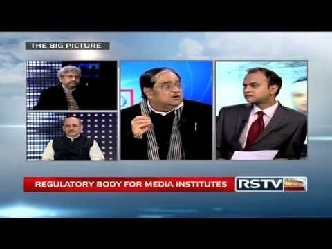 The Big Picture - Regulatory Body for Media Institutes