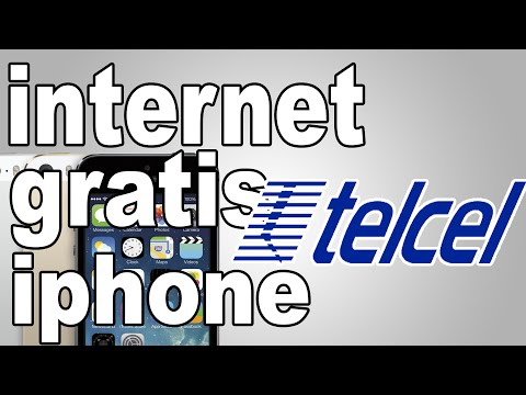 INTERNET GRATIS EN IPHONE TELCEL MEXICO 2015