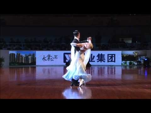 Full-length, 52-minute highlights broadcast of the WDSF GrandSlam Final Standard 2012 on 9 December at the Luwan Stadium in Shanghai, CHN. This programme was...