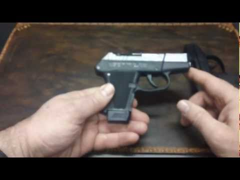 Ruger LCP vs Kel tec P3AT Review HD