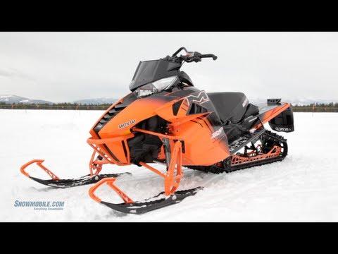 2014 Arctic Cat M9000 SnoPro 162
