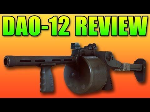 Battlefield 4 - DAO-12 Review: Best Shotgun Ever?