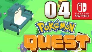 DAS GROßE 30€ PACK! Pokémon Quest #04