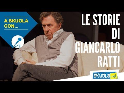 A Skuola con... Giancarlo Ratti