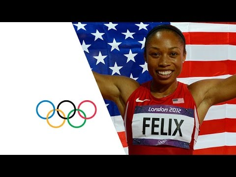 Athletics Women&#039;s 200m Final - Full Replay - London 2012 Olympic Games