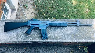 RA M96/ Stoner 63 Clone Disassembly
