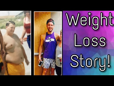 My Weight Loss Transformation - From 318 To 180