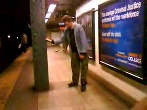 0 Subway Heroin Addict