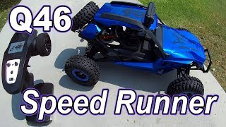 JJRC Q46 Speed Runner RC Buggy Review ????