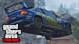 GTA Online PC E49 - Get on the Train!