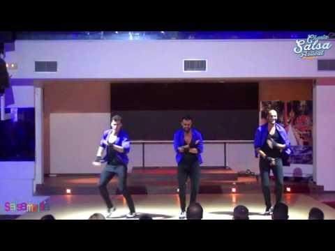 Dimitri & La Secta Dance Show | 2.Chania Salsa Festival