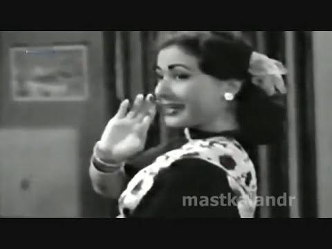Karke ishara mera dil le gaya..Asha Bhosle_JanNisar Akhtar_OP...