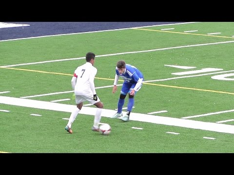 No. 8 New Brunswick vs Metuchen High School Boys Varsity Soccer 10-27-15
