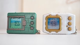 Digimon V-Pet/Pendulum Battle: Greymon vs Garurumon