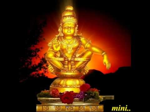 Sabarimalayil Thanka Sooryodhayam..!!(mini Anand) video
