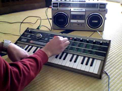 Tutorial: Vangelis Blade Runner Sound... on microKORG! Music Videos