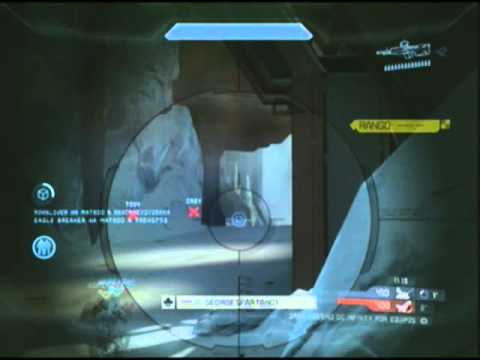 Halo 4, un juego para noobs?! DMR muy poderoso?! Gameplay comentando.