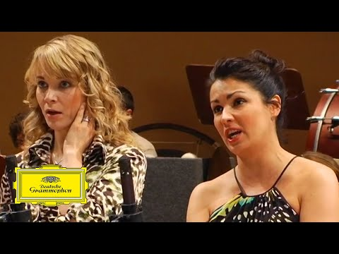 Anna Netrebko & Elīna Garan�a - Barcarolle - Offenbach (Official Video)