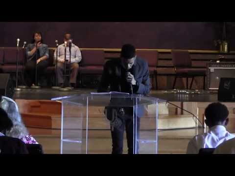 GOD'S MESSAGE:  Upper Room Christian School Chapel Sept. 12, 2014