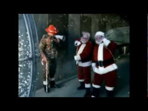 Очень смешно! Как мучают Санта Клаусов в США