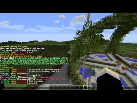 Minecraft [1.7.4][Cracked][Factions][PvP][Mcmmo] Server