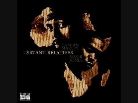 Nas And Damian Marley - As We Enter ( Instrumental With Download Link ) video