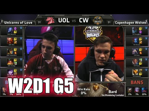 SK Gaming vs Origen | S5 EU LCS Summer 2015 Week 2 Day 1 | UOL vs CW W2D1 G5 Round 1