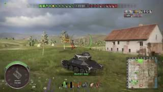 World of Tanks - U LYCAN MY NEW TONK?