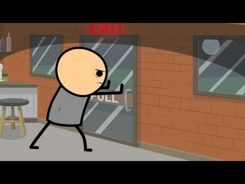 Drunk - Cyanide & Happiness Shorts