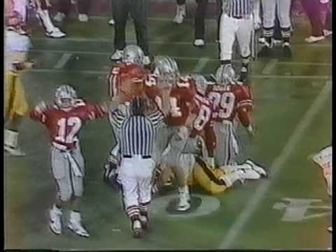 1985: Ohio State v. Iowa (Drive-Thru)