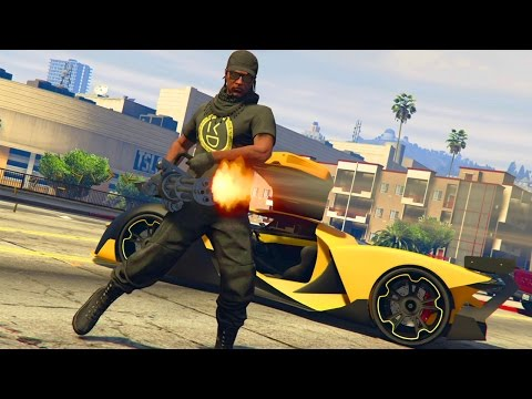 GTA 5 Online - THIS IS CRAZY!
