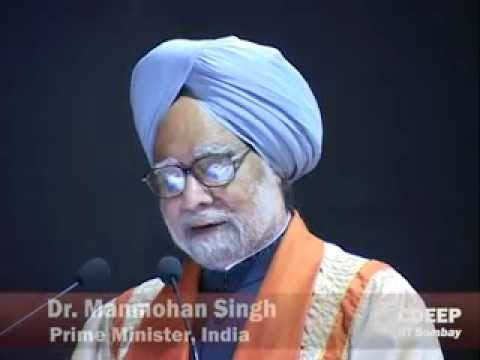 Address by Prime Minister - Manmohan Singh @ IITB's 50th Convocation