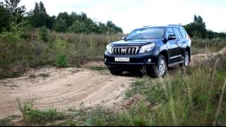Клиренс на Toyota Land Cruiser Prado 150