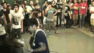 Dance! On Your Grave - Nervous Breakdown (Black Flag Cover) Live At Annexe Dopel Cafe
