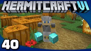 Hermitcraft 6 - Ep. 40: Thanks for the Diamonds!