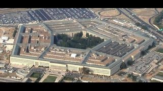 Why was the Pentagon built outside Washington D.C.?