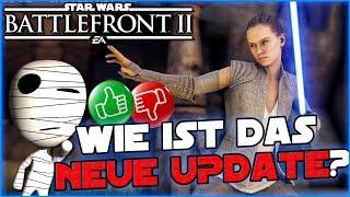 Wie ist das neue Update? - Star Wars Battlefront II #90 - Lets Play Commentary HD deutsch Tombie