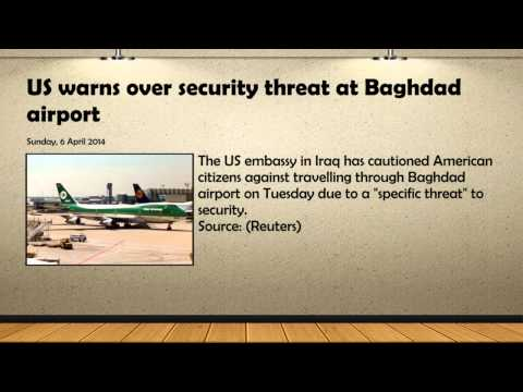 Iran: Massive Hike in Tehran Transportation Prices | Security Threat at Baghdad Airport