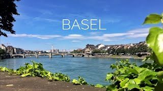 Switzerland - Basel - Beautiful city on the Rhine 🇨🇭