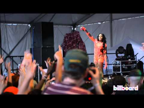 Azealia Banks LIVE at Governors Ball 2013