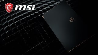 GS75 Stealth – THE GAME JUST GOT REAL | MSI
